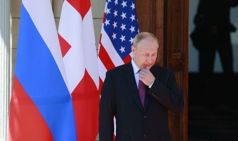 Забранено мнение: Първо войната в Украйна и Сирия, а сега Путин воюва срещу народа си - 1
