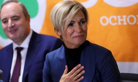 Полк. Невяна Митева: С проф. Герджиков ще построим мостовете, които вече рухнаха  - 1