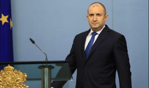 """Президентът дава начало на инициативата """"Да засадим дърво, да възродим българската гора"""""""