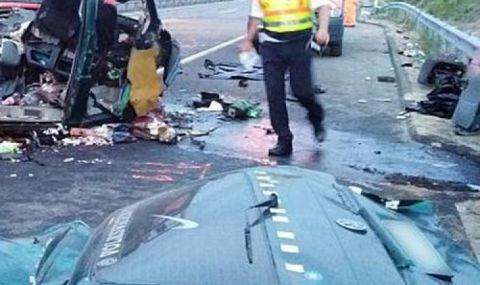 Пиян шофьор уби човек на пътя