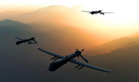 Бунтовници свалиха турски дрон край Триполи