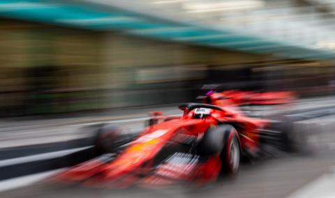 Сериозни проблеми с болида на Ферари?