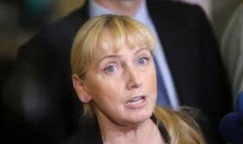 Елена Йончева: Когато лидерът ти изоставя основни принципи, трябва да го заявиш