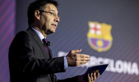 Сензация: В Барселона наели фирма да петни името на Меси и да хвали президента