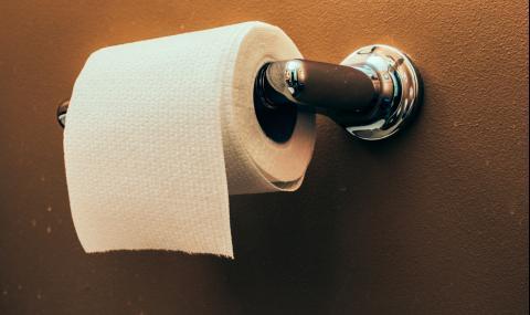 Защо в Индия няма тоалетна хартия