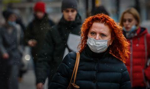 Русия регистрира рекорден брой заразени с коронавирус