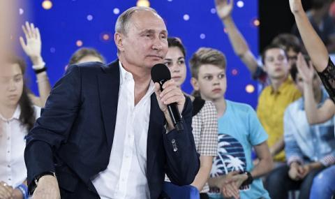 Путин ще води казашки хор на сватбата в Австрия