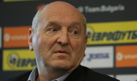 Временният президент на БФС вярва, че българското първенство ще се доиграе