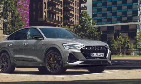 Проблем със спирачките при Audi изпраща E-tron Quattro в сервиза  - 1