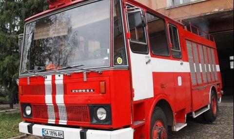Запалиха колата на украинка в Лясковец