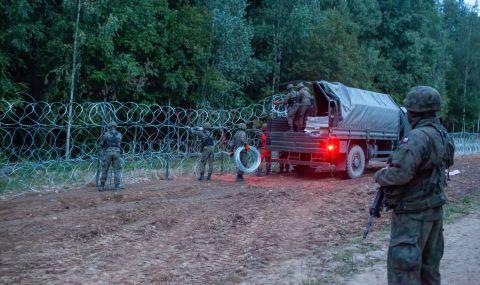 Хуманитарна катастрофа на границата на Полша с Беларус - 1