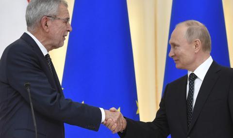 Путин размаха пръст на САЩ