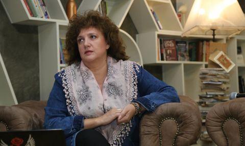 Весислава Танчева: Зрелищно разтърсихме статуквото - 1