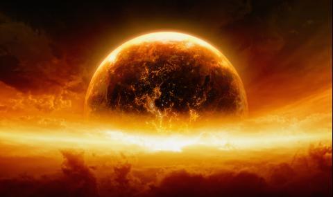 Апокалипсисът идва при приближаването на Сатурн и Юпитер (ВИДЕО)