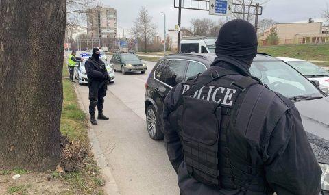 Софийски джипове, с яки момчета нахлуха в Петричко, стана страшно