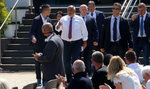 Стоян Тончев: Гласят Борисов за президент, избран от парламента