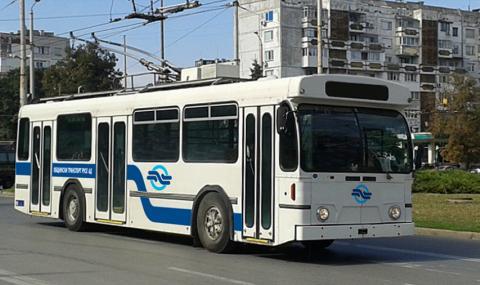 Градският транспорт в Русе няма приходи