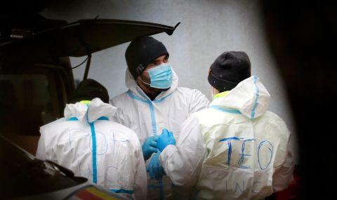 От 500 на 50 са паднали случаите на COVID-19 сред медиците в Румъния