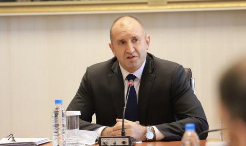 Румен Радев проведе телефонен разговор с арменския си колега Армен Саргсян - 1
