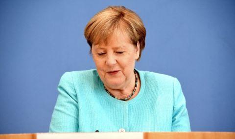 Меркел се е страхувала Гърция да не излезе от еврозоната - 1
