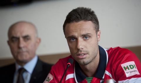 Тъжно: Теодор Салпаров приключва с кариерата си в националния отбор