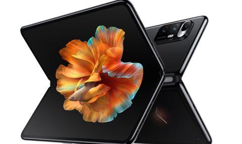 Xiaomi представи сгъваем смартфон
