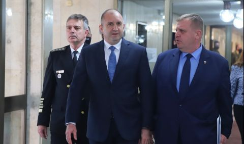 Каракачанов репликира Радев за нальота