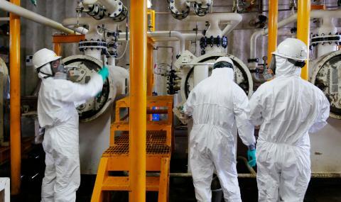 Украйна преминава към малки модулни реактори