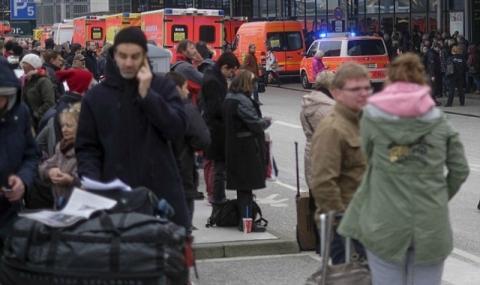 Намериха газов спрей на летището в Хамбург - 1