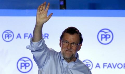 Рахой преизбран за лидер на управляващата партия в Испания - 1