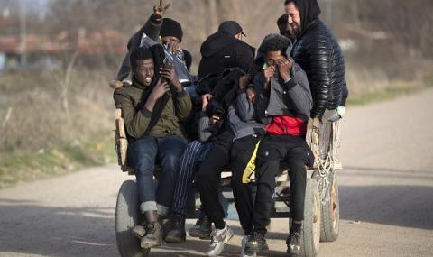 Заплаха за Европа ли са тези хора?