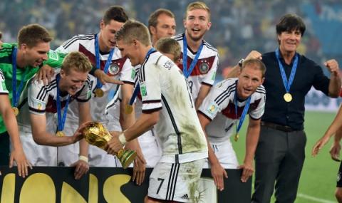 Златната стратегия на германския триумф