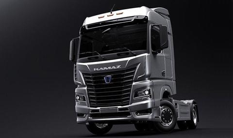 КамАЗ обяви конкурс за име на новия си камион