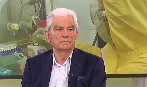 Акад. Богдан Петрунов: Единственото спасение е ваксината