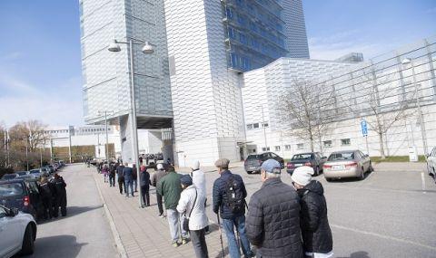 Швеция отново затегна ограниченията заради високия брой заразени