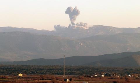 Мини война в Северна Сирия (СНИМКИ)