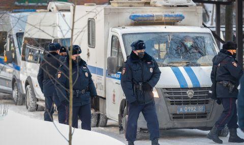 В Русия арестуваха двама ученици, планирали атентат