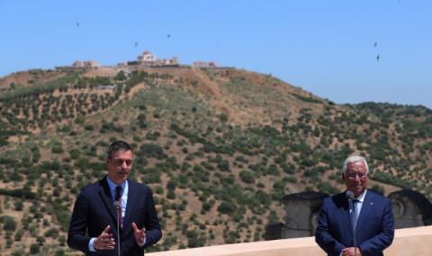 Испания и Португалия отвориха границата