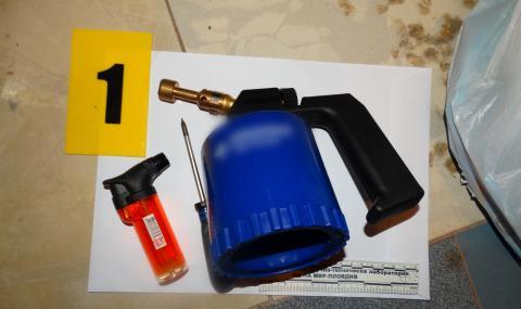 Показаха самоделните бомби на ученика от Пловдив (СНИМКИ) - 4