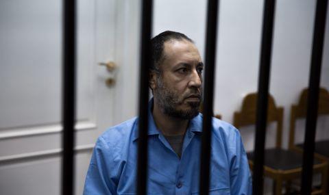 Един от синовете на Кадафи вече е на свобода - 1
