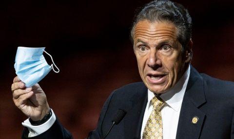 Секс скандал на най-високо ниво в Ню Йорк - 1
