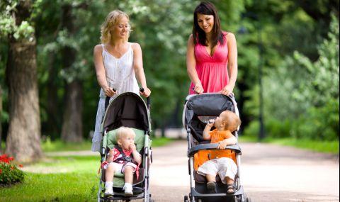 Как да избегнем грешки при покупката на бебешка количка