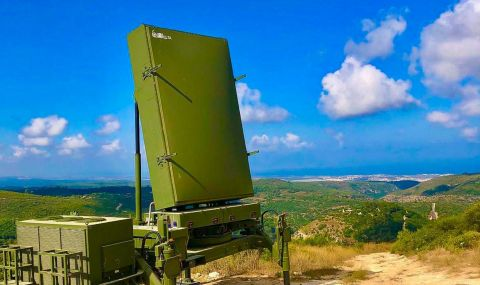 Словакия купи 17 нови радари от IAI ELTA