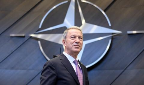 Турция няма да се сблъсква с Русия