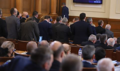 Гаф! Парламентът не почете с минута мълчание арменския геноцид