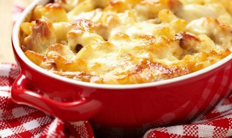 Рецепта на вечеря: Запеканка с макарони