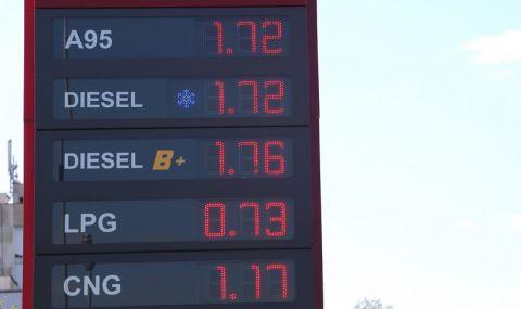 Горивата в България с 20% по-евтини от тези в Европа