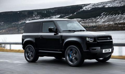 Land Rover не смогва с поръчките на Defender и Plug-In хибриди - 1