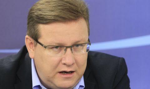 Явор Дачков: Мангъров е маниакален нарцис