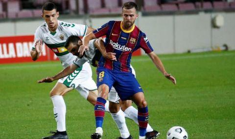 Барселона се отърва от Пянич - вижте къде отива босненецът  - 1